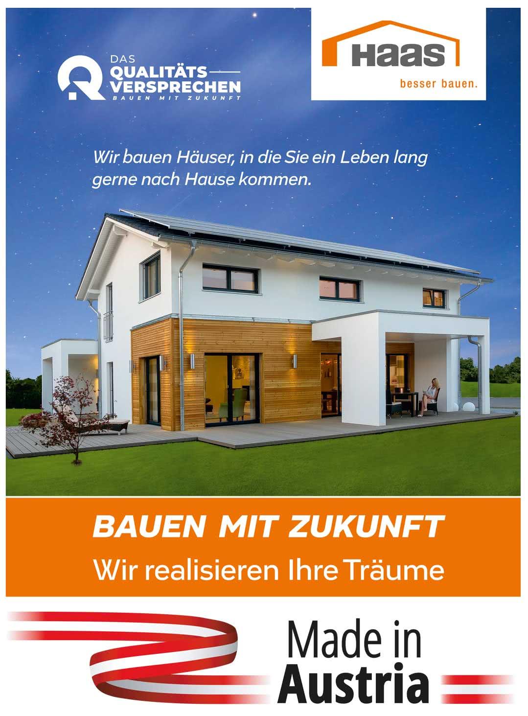 f215d9ed2d34bf Haas Fertighaus Katalog gratis bestellen    Haas Fertighaus